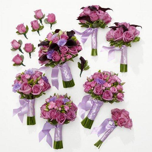 Boutonniere Lavender