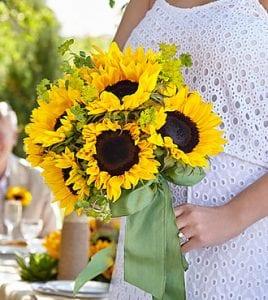 Free Spirit Wedding Bouquet