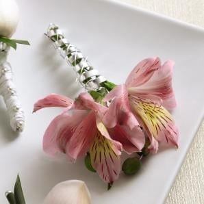 Lily Boutonniere