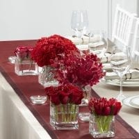 Wedding Centerpiece Packages – Modern