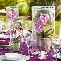 Garden Centerpieces