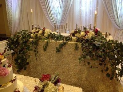 Wedding Flowers, designed by TorontoBulkFlowers.com