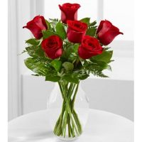 Bouquet of roses- The best Valentine's floral gift for your sweetheart..