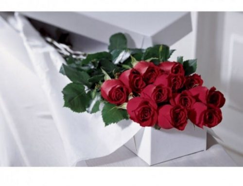 Valentine's Day – Flowers – by Local Florist