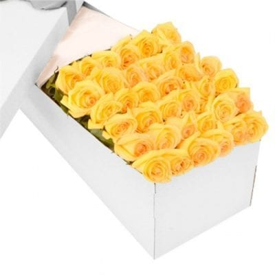 3 Dozen Yellow Roses