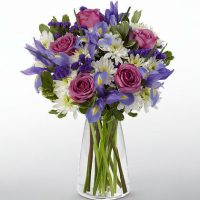 Sophistication flower bouquet - Same day delivery in GTA & High Park Health Centre Toronto - flower delivery Pickering & Whitby