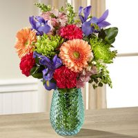 The FTD Joyful Moments Bouquet