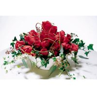Rose arrangement is the classic floral gift for your wife, girlfriend or partner..
