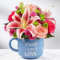 The FTD Be Blessed Bouquet - Yonge flower shop - Same Day Delivery in GTA - Flower delivery Whitchurch-Stouffville - 10% OFF for you – Florists Whitchurch-Stouffville – Florists near me.