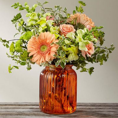 The Peachy Keen Bouquet by Better Homes and Gardens- Floral gift