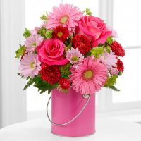 Color Your Day With Happiness Bouquet
