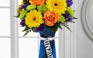 Order today this Congratulations bouquet and get 10% OFF throug coupon promotion code TBFB - Same Day Delivery in GTA through flower delivery Thorn Hill – Toronto flower delivery- Yonge flower shop- Florists near me – Florists Thorn Hill