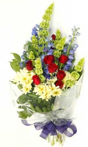 Bouquet of flowers, Exotic & Gorgeous flower for anniversary