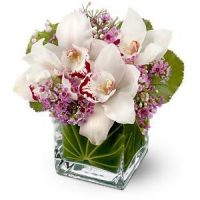 Beautiful flower vase, symbol of love, beauty innocence & purity.