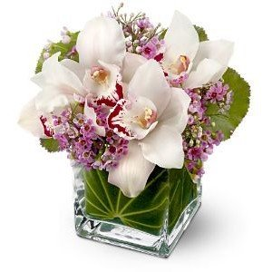 Beautiful flower vase, symbol of love, beauty innocence & purity.