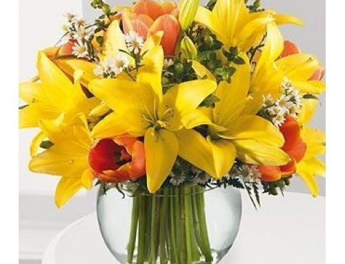 FTD Summer Flowers Will Bring The Spark Back