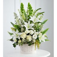 the ftd in our thoughts sympathy flowers