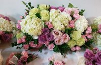 centerpieces elegant flowers