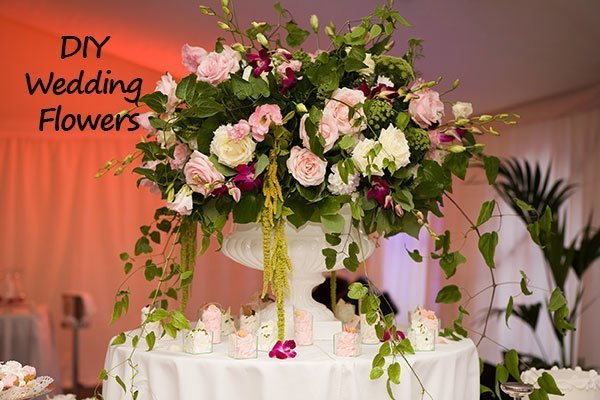 Eliminate the Stress by Getting Your DIY Wedding Flowers For a Fraction of the Cost!