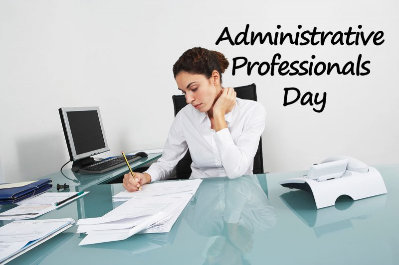 Administrative Professionals Day 2019