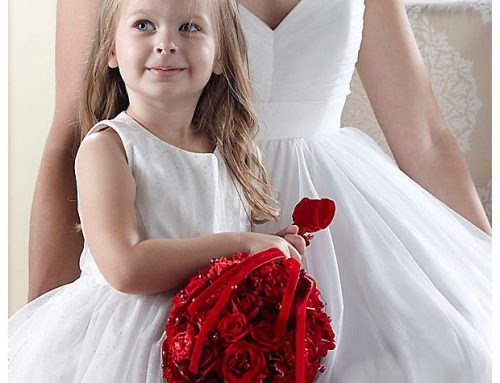 Flower Girls And Their Role At Weddings