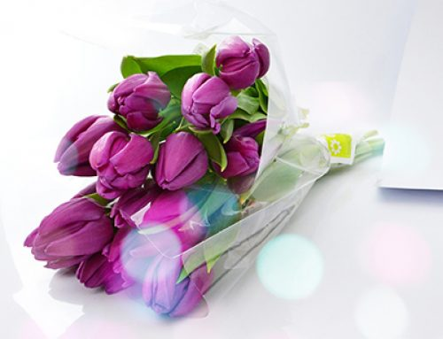 Tulips Bouquet To Make Your Wedding Memorable