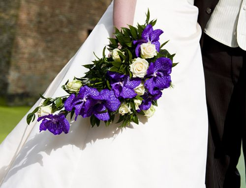 Popular Colors And Types Of Wedding Flowers