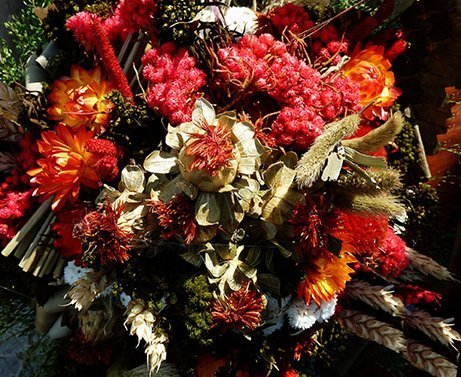 Thanksgiving Flower Arrangement - Bulk Flowers
