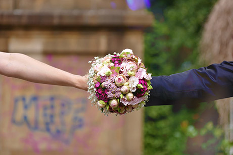 The Average Cost Of Wedding Flowers