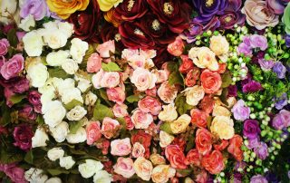flowers for persian new year