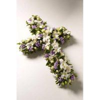 Tribute Flowering Cross