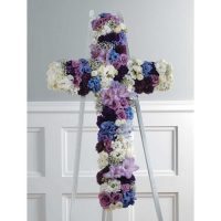 Tribute Holy Cross Funeral Flowers